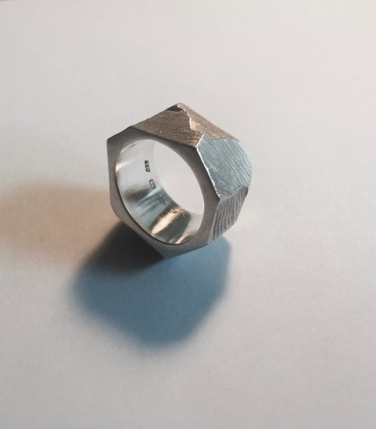 Tawny Phillips Rough Hewn Superheavyweight Ring
